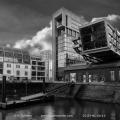 Düsseldorf Hafengegend