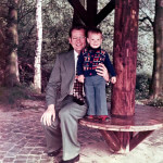 vorhin ist mein lieber Vater gestorben