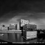 """new gallery """"Düsseldorf Hafengegend"""""""