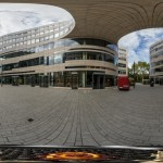 360°-Panoramen der Düsseldorfer Innenstadt