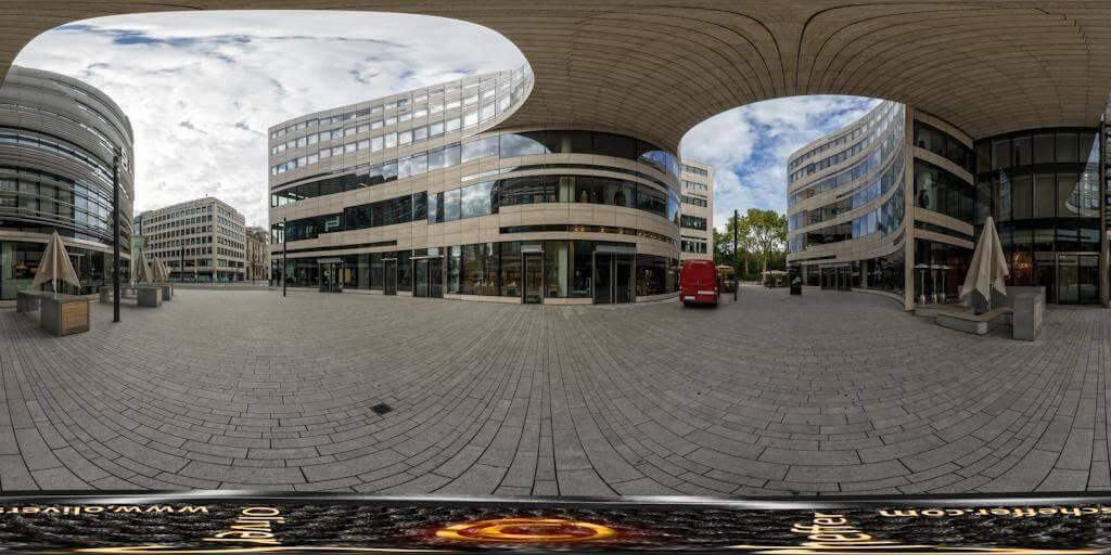 Köbogen 360°