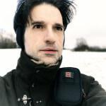 Oliver Scheffer, Portrait, 2014-12-29