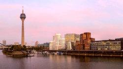 Düsseldorf Hafen